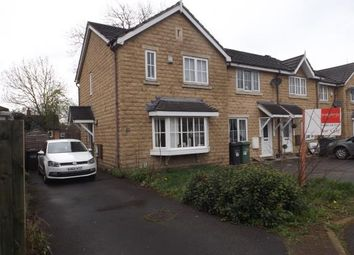 Thumbnail 3 bed end terrace house for sale in Mill Avenue, Tandem, Huddersfield, West Yorkshire