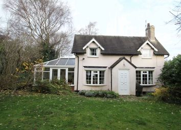 Thumbnail 2 bed detached house for sale in Church Road, Longton, Stoke-On-Trent