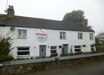 Thumbnail Pub/bar for sale in Treby Arms (Leasehold), Sparkwell, Plymouth