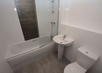 Thumbnail 1 bed flat to rent in Saxon House, Friary Street, Derby