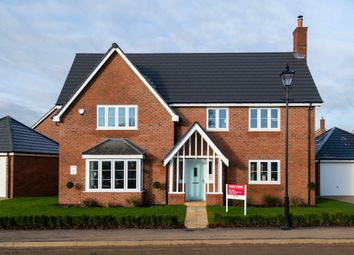 Thumbnail 5 bed detached house for sale in The Impney+, Sherington Grange, High Street, Sherington