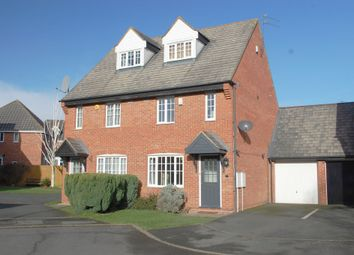 Thumbnail 3 bed semi-detached house for sale in Minerva Mews, Alcester