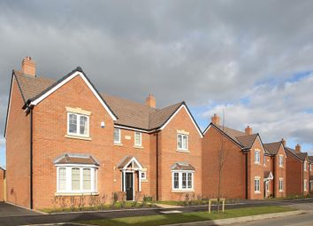"Thumbnail 5 bed detached house for sale in ""The Sherbourne"" at Ettington Road, Wellesbourne, Warwick"