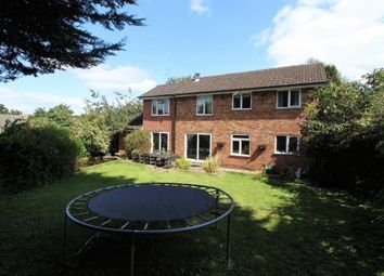 Thumbnail 5 bed detached house for sale in Corfe Gardens, Frimley