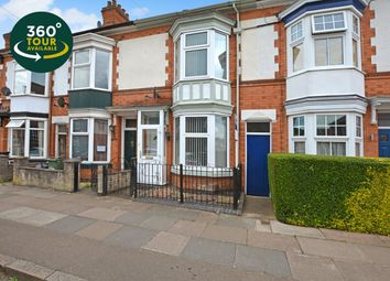 Thumbnail 2 bed terraced house to rent in Albion Street, Wigston, Leicester