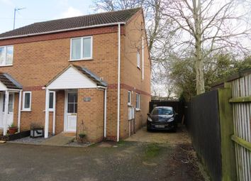 Thumbnail 2 bed semi-detached house for sale in Prospect Place, Wisbech, Cambridgeshire