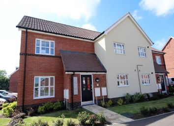 2 bed flat for sale in Brooke Way, Stowmarket IP14