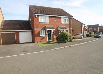 Thumbnail 2 bed semi-detached house to rent in Millside Close, Kingsthorpe, Northampton