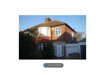 Thumbnail 3 bed semi-detached house to rent in Westbourne Avenue, Newcastle Upon Tyne