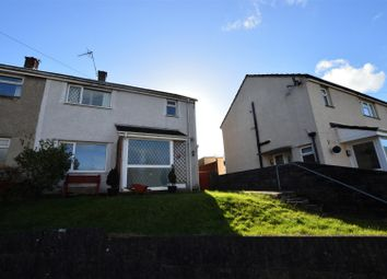 Thumbnail 3 bed semi-detached house for sale in Lon Yr Awel, Pontyclun