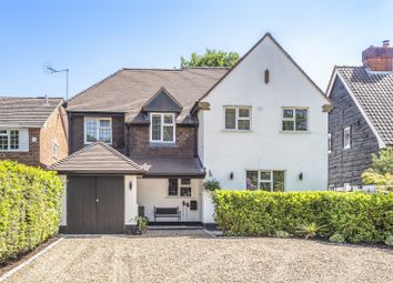 Thumbnail 3 bed detached house for sale in The Riding, Woking