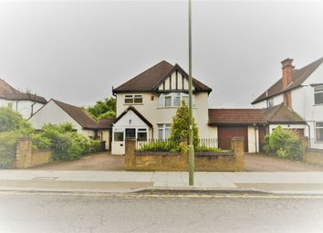 Thumbnail 3 bed detached house for sale in Lyndhurst Avenue, Mill Hill