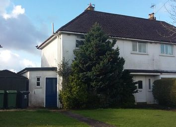 Thumbnail Semi-detached house for sale in 72 Llanon Road, Llanishen, Cardiff