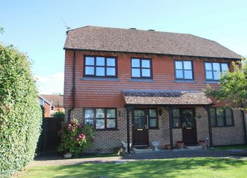 Thumbnail 2 bed semi-detached house for sale in 9 Eastwell Meadows, Tenterden, Kent
