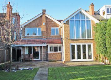 Thumbnail 5 bedroom detached house for sale in Porchester Road, Mapperley/Carlton Border, Nottingham