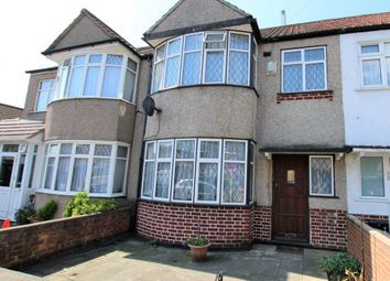 Thumbnail 3 bed terraced house for sale in Carlyon Close, Wembley