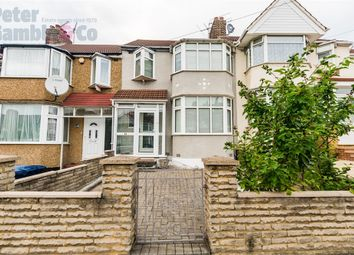 Thumbnail 3 bed terraced house for sale in Coniston Avenue, Perivale, Greenford, Greater London