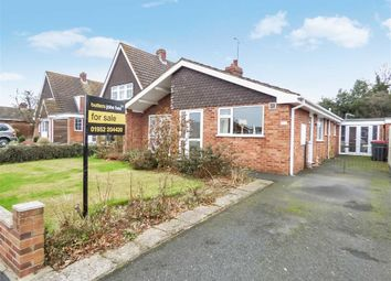 Thumbnail 3 bedroom detached bungalow for sale in Coppice Drive, Telford, Telford, Shropshire