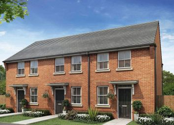 Thumbnail 2 bed semi-detached house for sale in Plot 24, Whetstone Street, Redditch