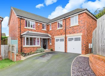 Thumbnail 5 bed detached house for sale in Jubilee Close, Whittle-Le-Woods, Chorley, Lancashire
