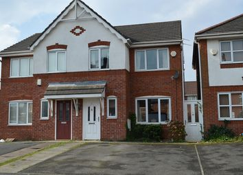 Thumbnail 3 bed semi-detached house for sale in Lynmouth Avenue, Hollins, Oldham