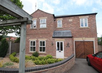 Thumbnail 4 bed detached house to rent in Main Road, Ravenshead, Nottingham