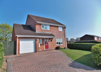 Thumbnail 4 bedroom detached house for sale in Goodwin Close, Calcot, Reading