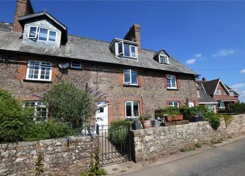 Thumbnail 3 bed terraced house for sale in Sturt Cottages, Down St. Mary, Crediton, Devon