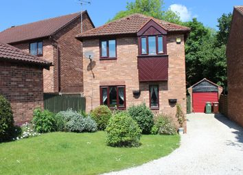 Thumbnail 4 bed detached house for sale in Ashburn Drive, Wetherby