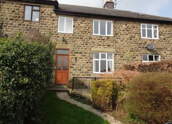 Thumbnail 3 bed terraced house to rent in New Road, Youlgrave, Bakewell