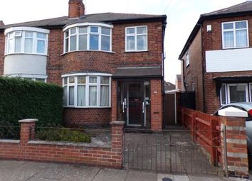 Thumbnail 2 bed semi-detached house for sale in Queniborough Road, Leicester, Leicestershire, England
