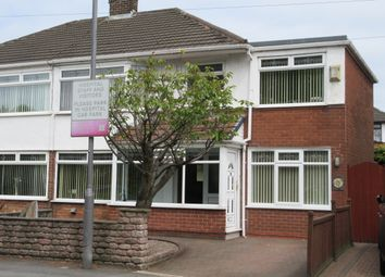 Thumbnail 4 bed semi-detached house for sale in Stoney Lane, Rainhill