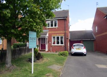 Thumbnail 3 bedroom semi-detached house for sale in Darien Way, Thorpe Astley, Braunstone, Leicester