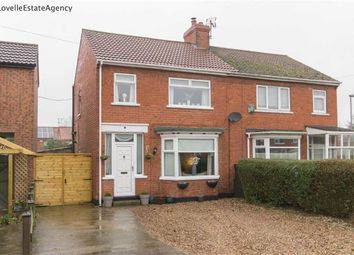 Thumbnail 3 bed property for sale in Lodge Road, Scunthorpe