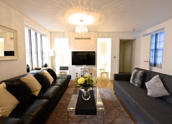 Thumbnail 2 bed flat for sale in Exchange Court, London