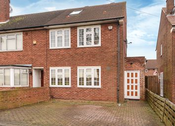 Thumbnail 3 bed end terrace house for sale in Greenway, Yeading, Hayes