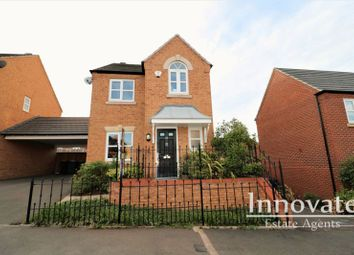 Thumbnail 3 bed detached house for sale in Ditta Drive, Oldbury