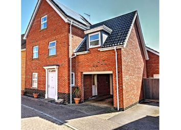 Thumbnail 5 bed detached house for sale in Killick Crescent, Lowestoft