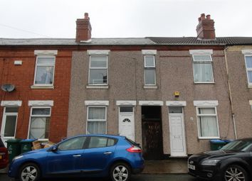 Thumbnail 4 bed terraced house for sale in Richmond Street, Coventry