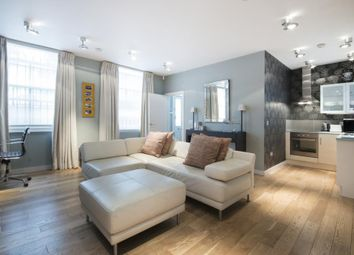 Thumbnail 1 bed flat for sale in Ossington Street, London