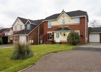Thumbnail 3 bed detached house for sale in Minster Park, Cottam, Preston