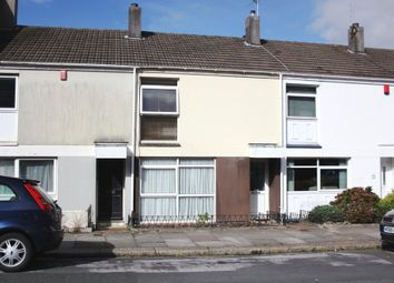 Thumbnail 2 bed terraced house for sale in Browning Road, Stoke, Plymouth