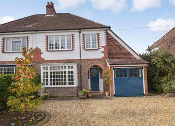Thumbnail 3 bed semi-detached house for sale in Kings Road, Emsworth, Hampshire