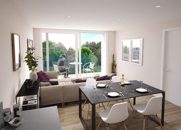 Thumbnail 2 bed flat for sale in Constable Court, Hall Lane, Baguley, Manchester
