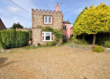 Thumbnail 3 bed detached house for sale in Tumbler Hill, Swaffham