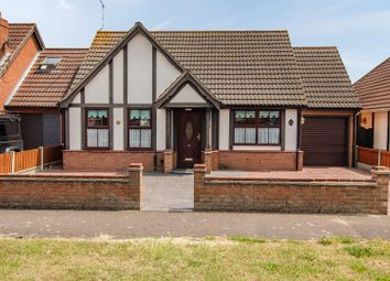 Thumbnail 2 bed detached bungalow for sale in Thames Road, Canvey Island