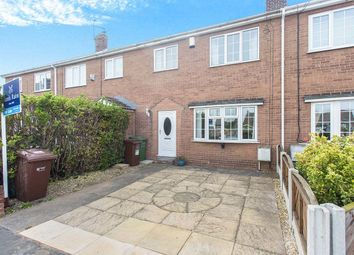 Thumbnail 3 bed terraced house for sale in Camp Mount, Pontefract