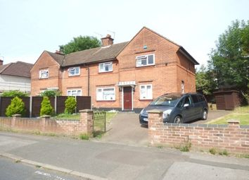 Thumbnail 3 bedroom property to rent in Middle Way, Watford