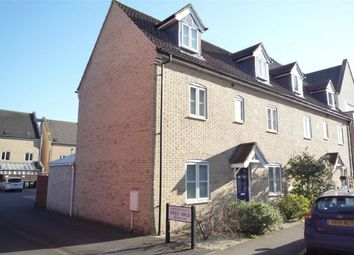 Thumbnail 4 bedroom semi-detached house for sale in Eynesbury, St Neots, Cambridgeshire