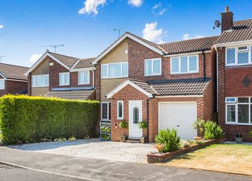 Thumbnail 4 bed detached house for sale in Rydal Road, Dinnington, Sheffield